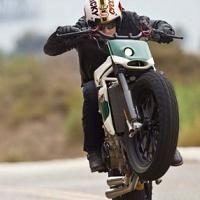 Insolite - Ducati: Voici une Desmosedici RR qui mord vraiment la poussière