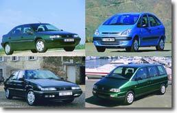Les meilleures Citroën en occasion