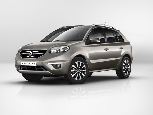 Renault Koleos restylé: les tarifs