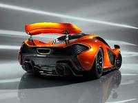 Mondial de Paris 2012 : McLaren P1, le plein de photos