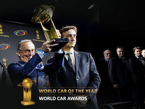 Voiture Mondiale de l'année 2014 : les finalistes