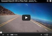 Jeremy Toye vous emmène au Pikes Peak (vidéo)