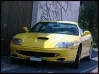 La photo du jour : Ferrari 550 Maranello