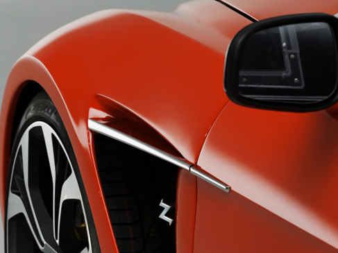 Aston Martin V12 Zagato: 150 exemplaires à 440000 €!