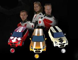 Le jeu online Suzuki Swift Sport : énervant !