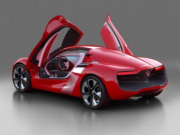 Renault DeZir concept : de nouvelles vidéos