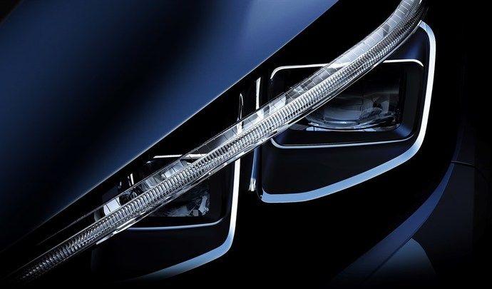 Nouvelle Nissan Leaf : premier teaser
