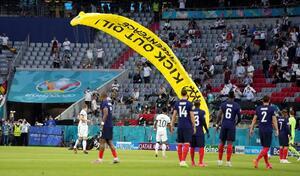 Greenpeace s'empare de l'Euro 2020 pour protester contre Volkswagen
