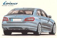 Lorinser s'attaque à la Mercedes Classe E
