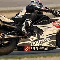 Supersport - Triumph: Steve Plater sur une Daytona à Brands Hatch