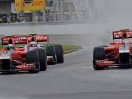 Virgin Racing s'associe à McLaren