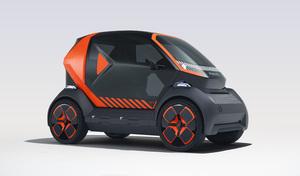 Renault Mobilize: trois modèles inédits pour les nouvelles mobilités
