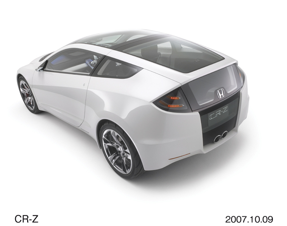 Salon de Tokyo: Honda CR-Z Concept