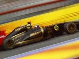 Lotus-Renault GP doit briller à domicile