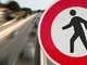 Autoroutes: 15% des tués sont des piétons