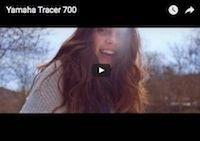 Nouveauté 2016: Yamaha 700 Tracer, la vidéo