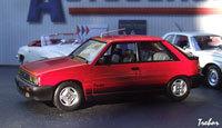 Miniature : 1/43ème - RENAULT R11 Turbo