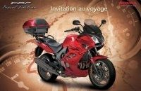 Honda : CBF600S ABS « Travel Edition »