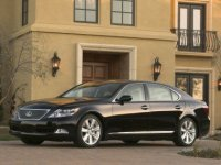 Lexus LS 600h : limousine V8 hybride