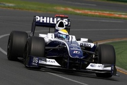 GP D'Australie, Essais libres 2: Rosberg assure, McLaren galère
