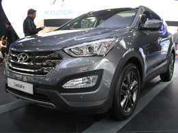 hyundai santa fe 3 essais fiabilit avis photos vid os hyundai santa fe 3. Black Bedroom Furniture Sets. Home Design Ideas