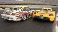 Porsche Carrera GT contre Porsche 911 GT3 RSR, qui l'emporte ?