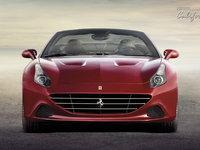 Genève 2014 : Voici la nouvelle Ferrari California T, T pour Turbo