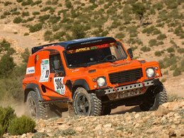 (Rallye-Raid) Wilcat Trophy et Challenge Predator au sein de l'Africa Race