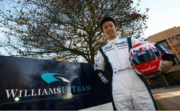 F1 : Williams confirme Nakajima