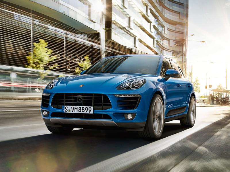 Voiture Qui Dcote Le Moins Est Un Porsche Macan Diesel