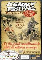 Kenny Festival 2010, l'évènement motocross du week-end