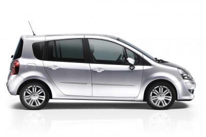 Renault : nouveaux Nouveau et Grand Modus