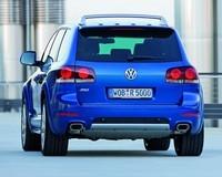 Volkswagen Touareg R50 : officiellement inintéressante !