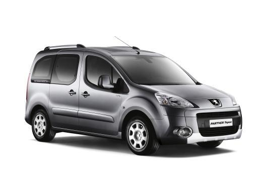 Peugeot Partner Tepee: 125g/km de CO2