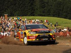 WRC Finlande SS : Solberg devant Hirvonen