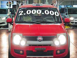 2 millions de Fiat Panda