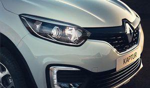 Renault: 10000 modèles Kaptur au rappel en Russie et c'est bien un K