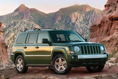 Jeep Patriot : le nouveau visage de Jeep