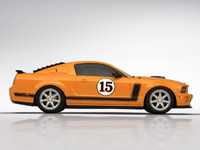 Ford Mustang Saleen Parnelli Jones Limited Edition
