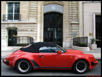 La photo du jour : Porsche 911 Speedster