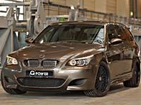 Une BMW M5 Touring de 820 ch pour les 30 ans de G-Power