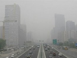 En Chine, la pollution de l'air continue de sévir