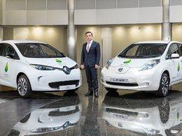 L'Alliance Renault-Nissan a vendu 250 000 véhicules électriques