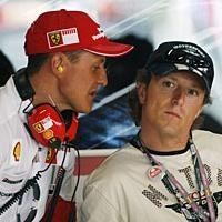 Moto GP - Ducati: Après de nouveaux essais, Borgo Panigale et Gibernau vont discuter d'avenir