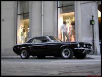 La photo du jour : Ford Mustang