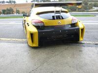 Les essais collectifs ont débuté pour la nouvelle Renault Mégane Trophy
