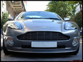 La photo du jour : Aston-Martin Vanquish
