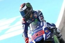 MotoGP - Jerez J.1 : Lorenzo s'est remis au travail