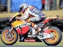Moto GP - Australie: Et de six pour Stoner et de deux pour Lorenzo