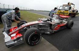Sabotage sur la McLaren d'Alonso et sanction demandée contre Hamilton ?